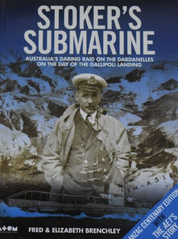 Stoker's Submarine, by Fred & Elizabeth Brenchley